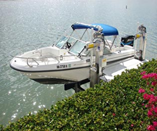 Boat Lift Reviews   Fort Myers & Naples   Golden Boat Lifts